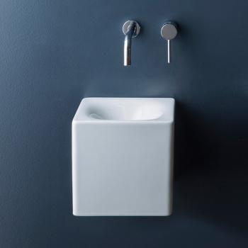 Scarabeo Waschbecken scarabeo cube aufsatz oder hängewaschbecken handwasbakje
