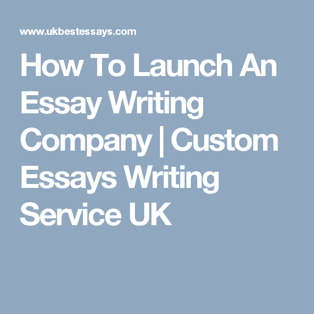Trusted Essay Writing Service Uk Best Buy