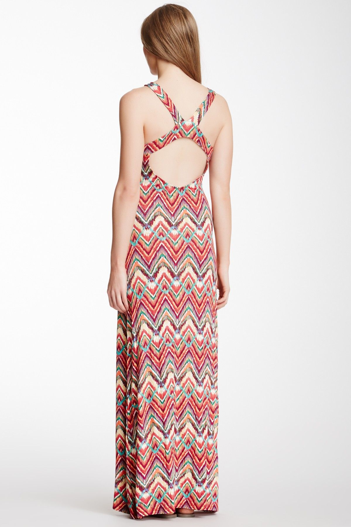 Nordstrom long dresses casual
