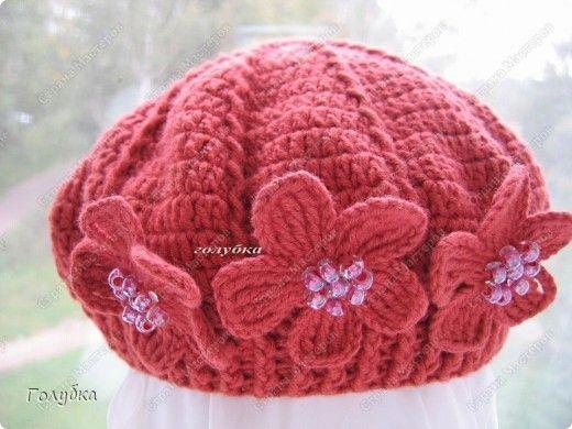Crochet hat | Ideias para a casa | Pinterest | Mütze, Handschuhe ...