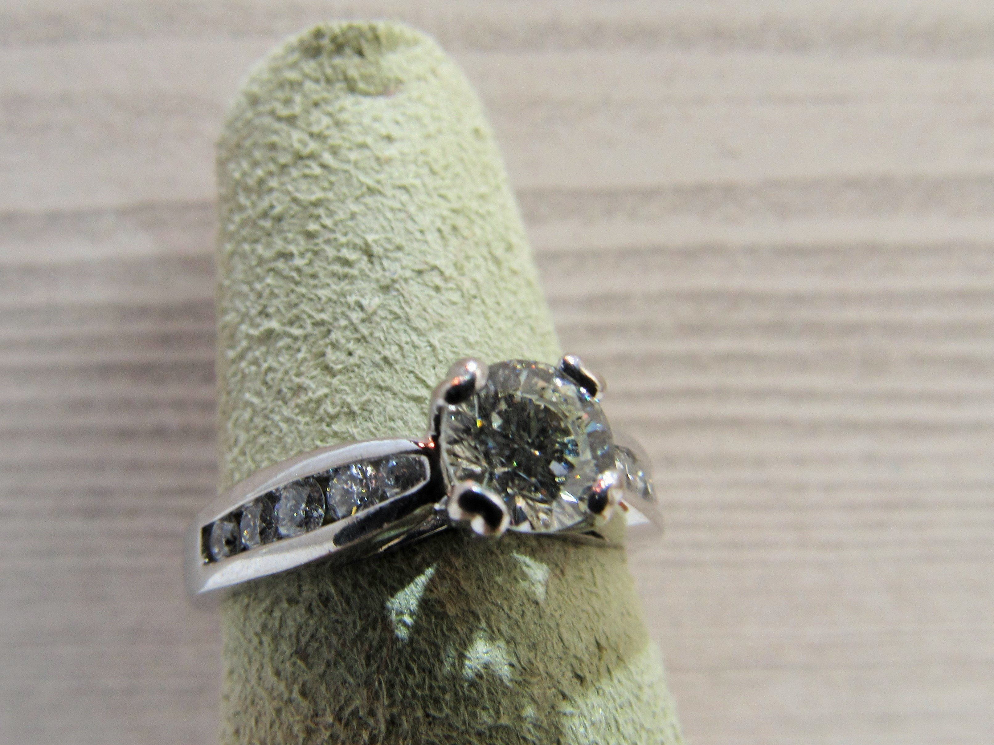 light and rings kay tw amour diamond ct engagement in gold scott white sapphire ring blue