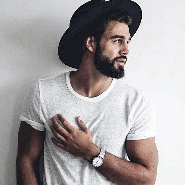 Photo of 50 schöne Bart Stile für Männer – männliche Gesichtshaar Ideen – Mann Stil | Tattoo