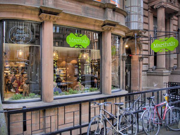 Matha S Fast Natural Food Glasgow City Centre Glasgow City