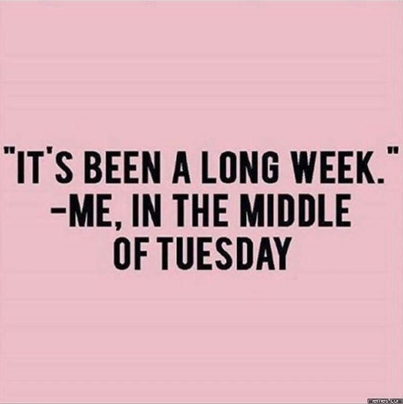 101 Funny Tuesday Memes When You Re Happy You Survived A Workday Tuesday Quotes Happy Tuesday Quotes Smile Quotes