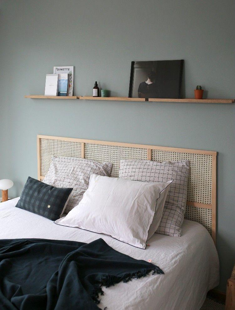 Epingle Par Ines Lesmainsbaladeuses Sur Home Deco Room En 2020 Decoration Tete De Lit Tete De Lit Maison Deco Tete De Lit