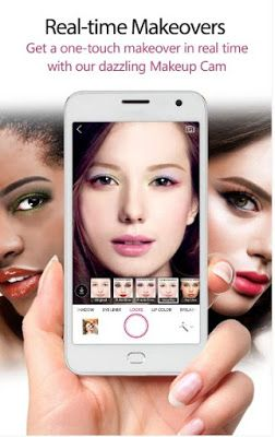 YouCam Makeup APK for Android – Mod Apk Free Download For
