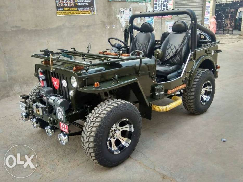 Mahindra Open Jeep Punjab Modified All India Jaipur Cars 20 Dukan Mahindra Jeep Jeep Wallpaper Jeep Cars