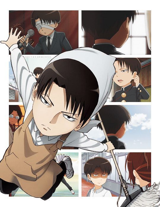 Levi x Reader Oneshots Book #2 (REQUESTS ARE CLOSED) - Student!Levi
