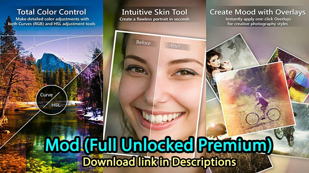 PhotoDirector Photo Editor App 8.5.0 Apk Mod (Full