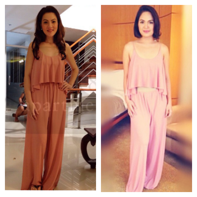 Fashion PULIS: W Wore It Better: Carmina Villaroel vs Judy Ann ...