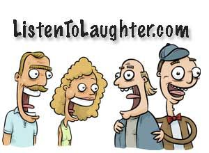 Listen to Laughter - Videos and audio of people laughing