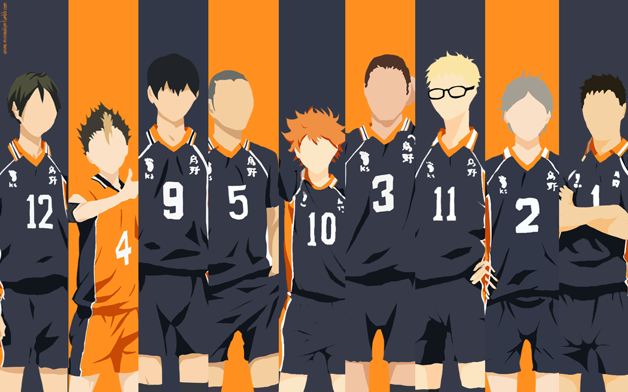 Trends For Haikyuu All Teams Wallpaper pictures in 2020