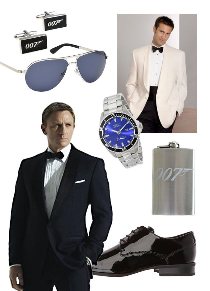 Casino Royale Outfit