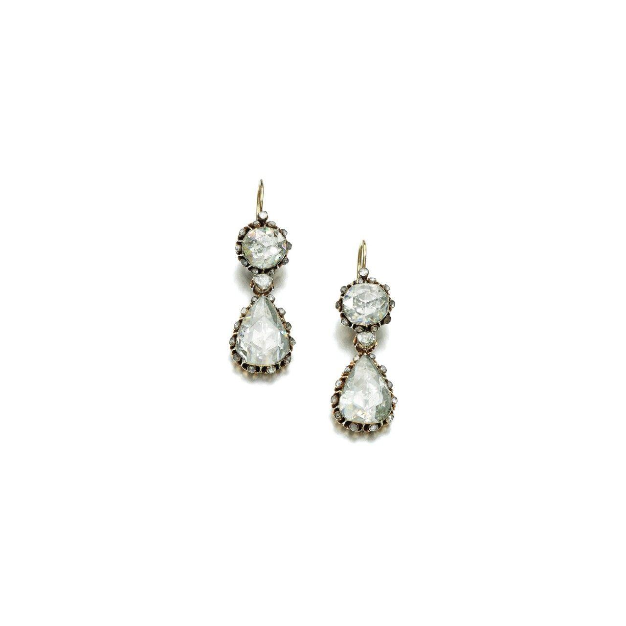 Fine Jewels Sotheby S Fine Jewels Earrings Vintage Jewelry