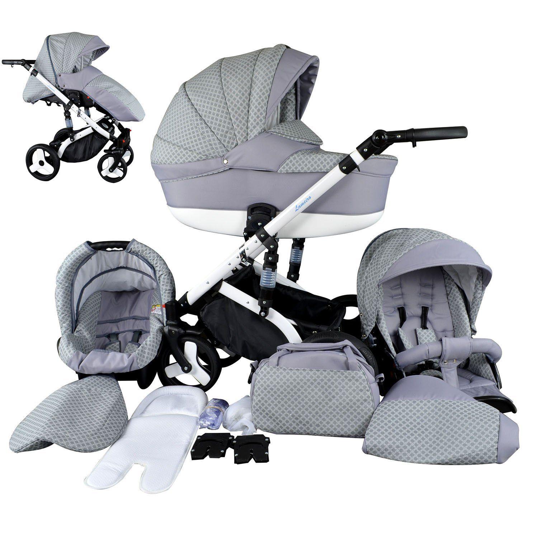 Kup Teraz Na Allegro Pl Za 1499 00 Zl Wozek Dzieciecy 3w1 Wozki Dzieciece 3w1 Lameiro 7686832107 Allegro Pl Baby Strollers Travel System Stroller Stroller