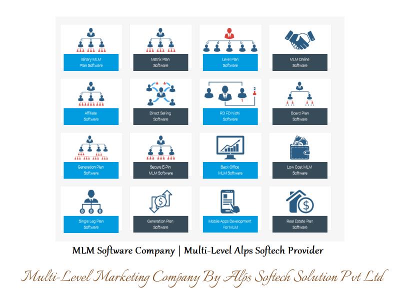 Alps Softech is a leading best mlmsoftware Development