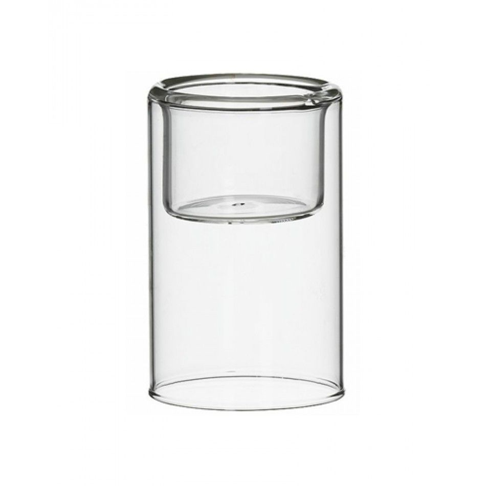 3.75 Clear Glass Tea Light Holder (Case of 48 = $1.98/Tea Light ...
