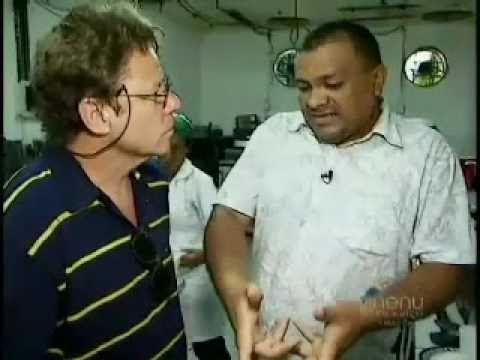 GNT | Claude Troisgros em Belém toma Tacacá e Sorvete da Cairú