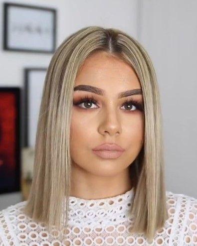 26 Cute Medium Hairstyles For Women - VivieHome