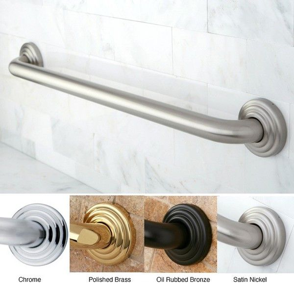 Refinish Chrome Bathroom Fixtures
