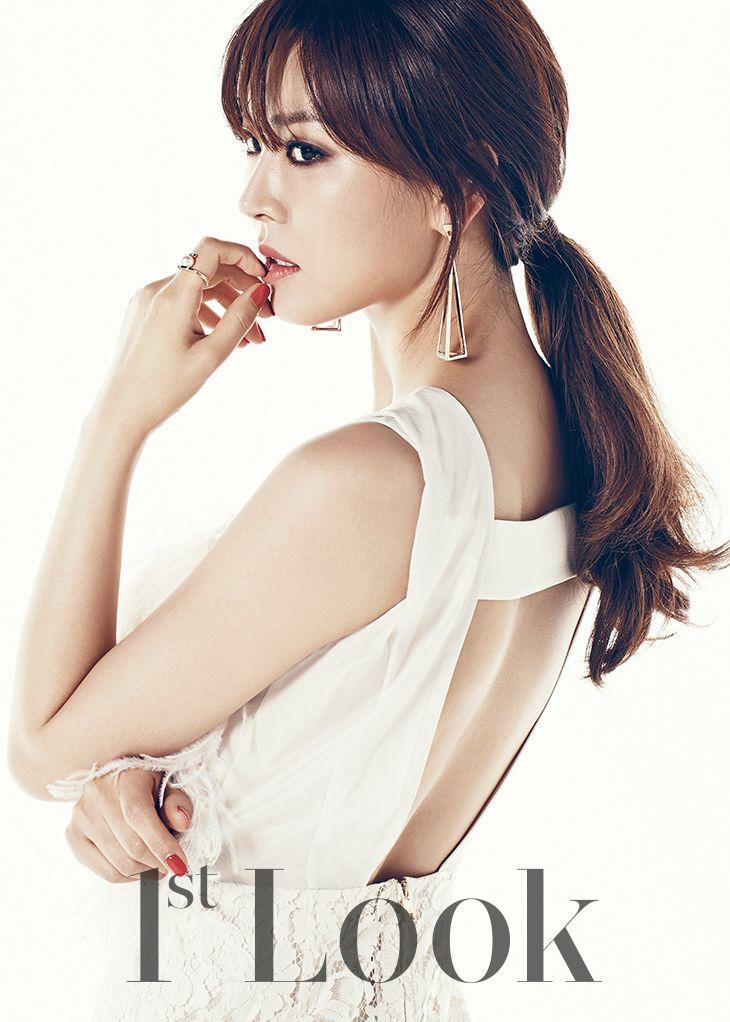 2014.03, 1st Look, Vol. 64, Kim So Yeon