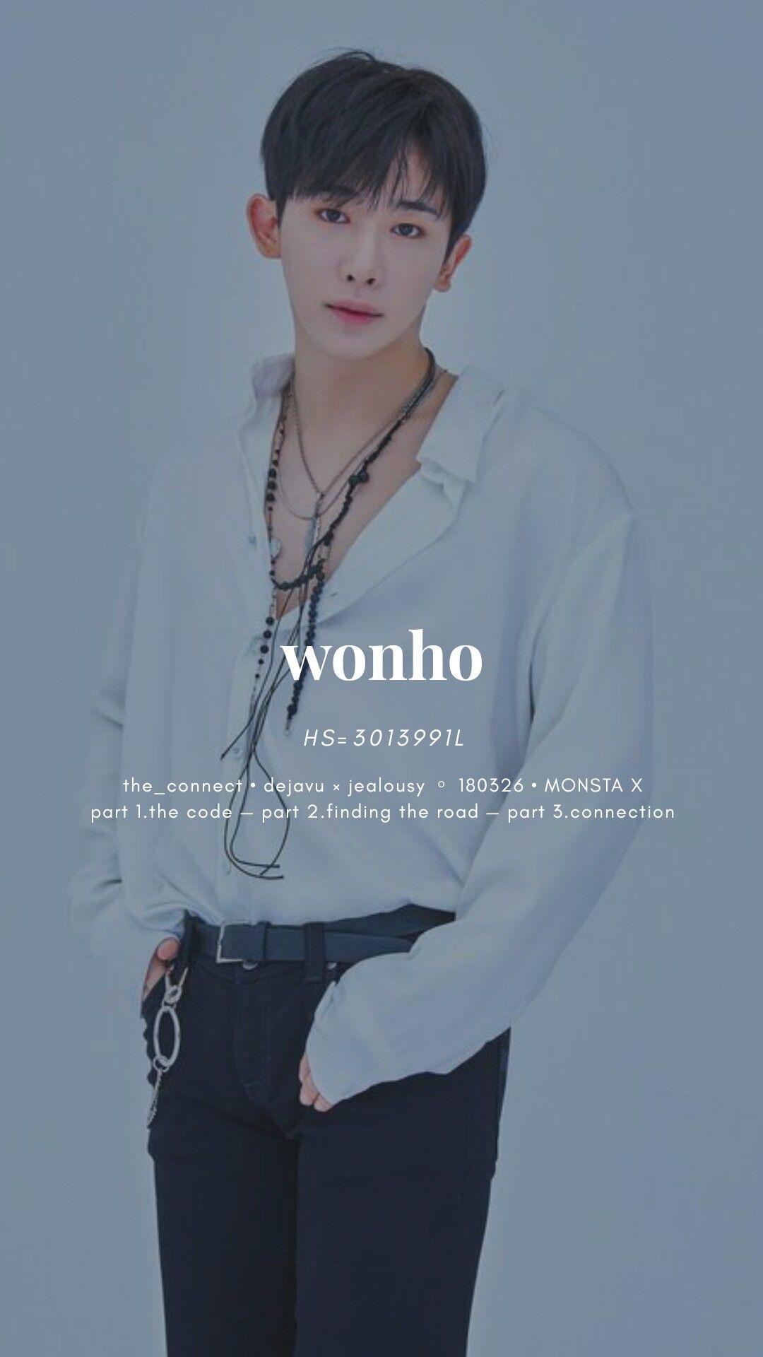 Wonho Monsta X Wallpaper Edits Monsta X Instagram Photo Video