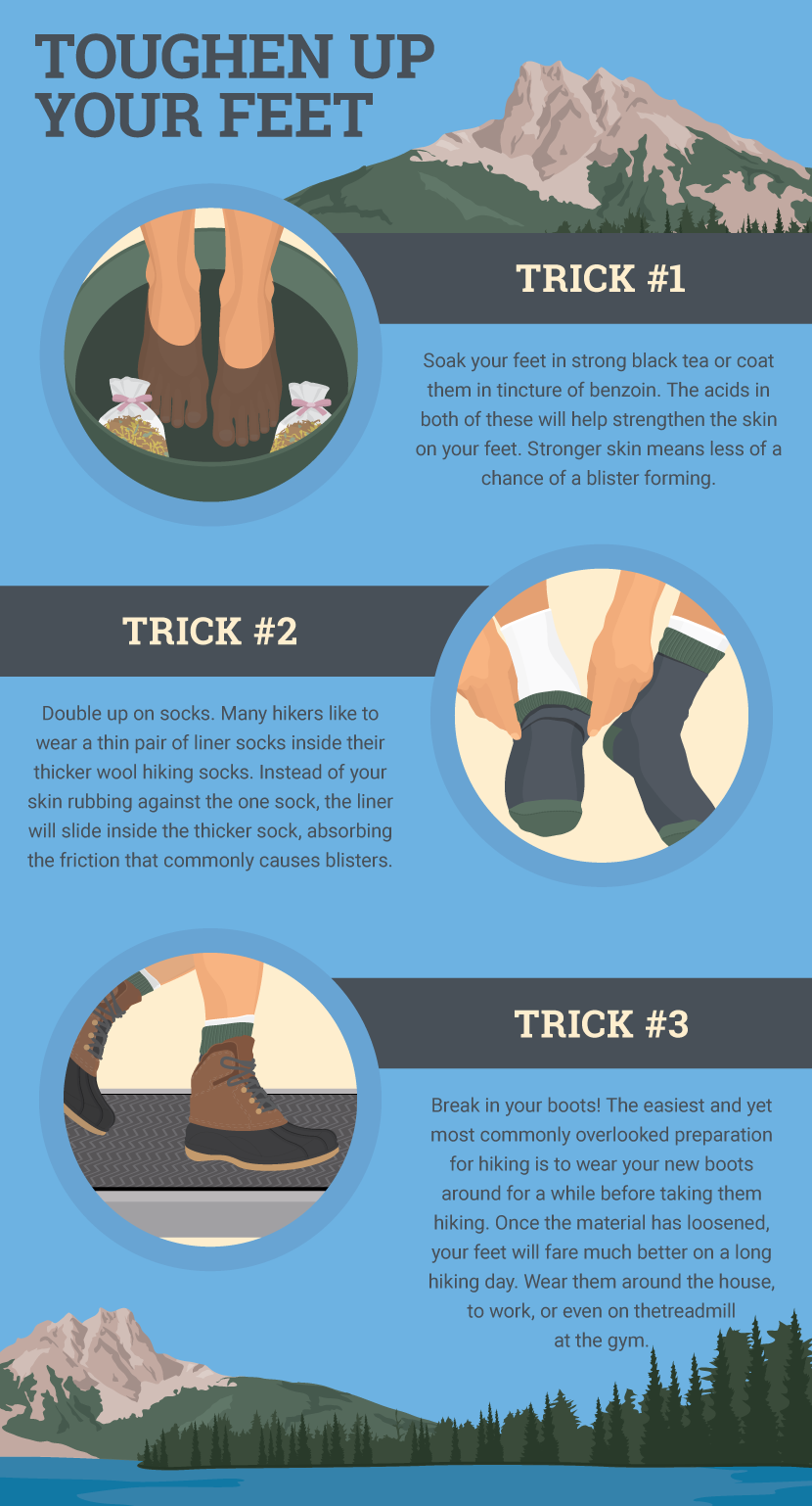 Train For Any Hike: Avoid Injury by Stretching and Training