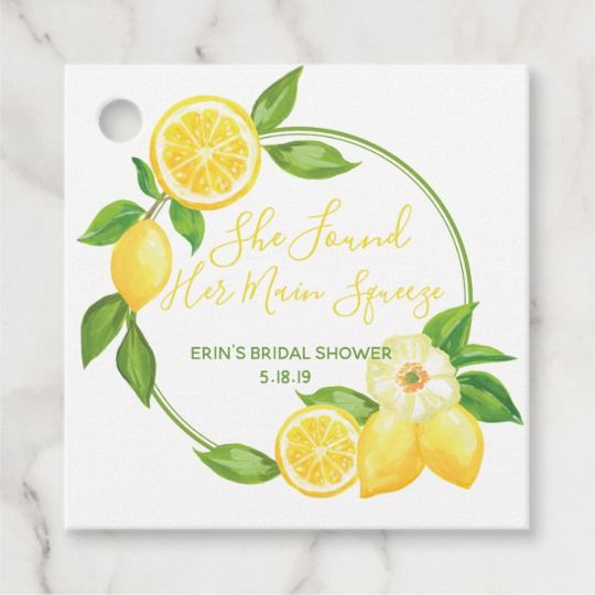 Make Your Own Wedding Favor Ideas: Create Your Own Favor Tags