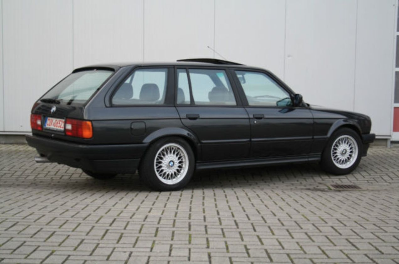 1989 BMW 325i Touring German Cars For Sale Blog | Best cars