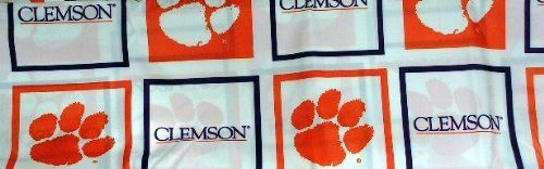 Fabric Shower Curtains, Clemson Tigers, Bathroom Ideas, Bathrooms Decor
