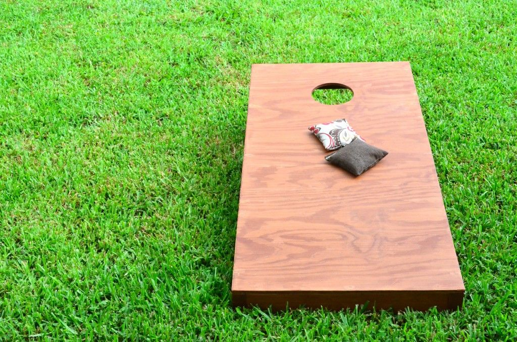 Play Games With Your Own DIY Bean Bag Toss Customize Your Own DIY Bean Bag  Toss