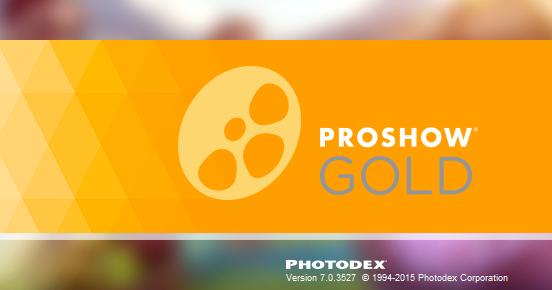 proshow gold 7 free serial key