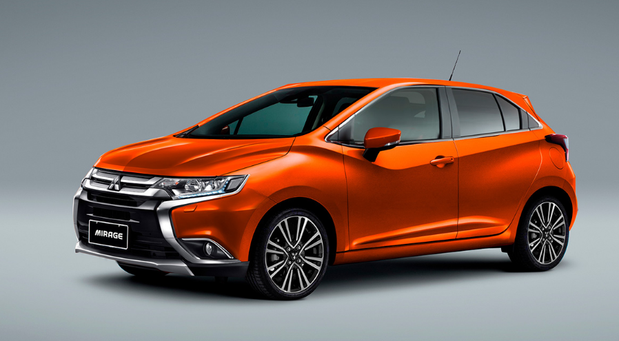 New Mitsubishi Space Star 2020 Google Sogning