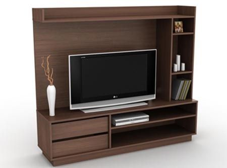 Muebles de TV para Salas  DECORANDO EL HOGAR  ARQ INSP  Pinterest  TVs, T...