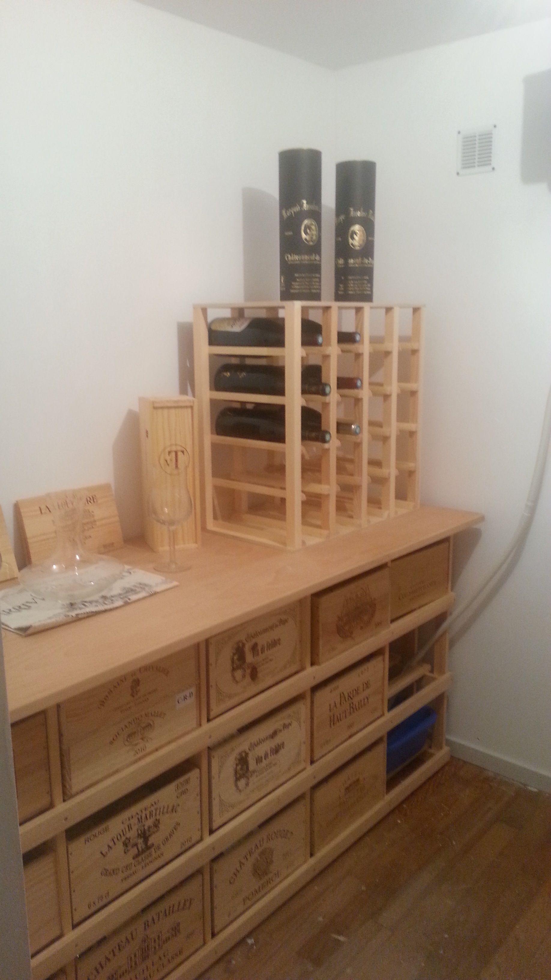 les casiers du manoir casier à bouteilles casiers à vin