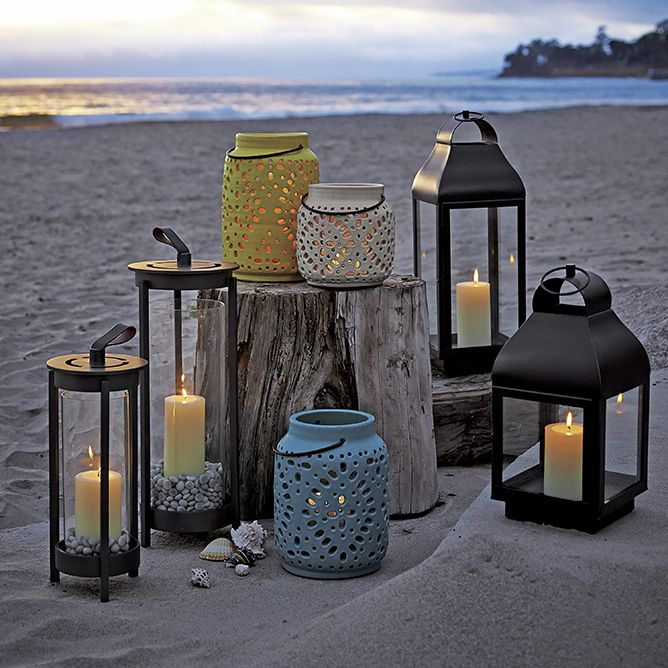 Five 4th of july party ideas and tips parties celebrations add a warm glow to a cool summer evening by incorporating lanterns and string lights into your outdoor decor aloadofball Choice Image