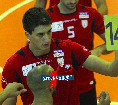 Hd Nova Vs Zenit St 28 10 2017 Russia Superliga Men Volleyball 20