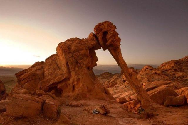 rocas formas caprichosas