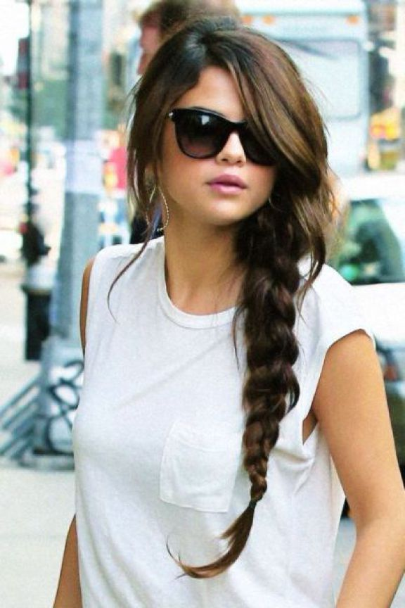 Hairstyles Round Face 14