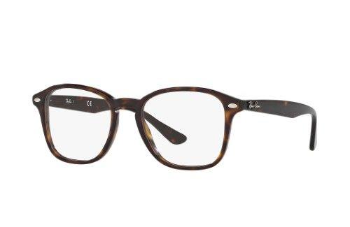 8312212908 Ray-Ban Optical 0RX5352 2012 52 Havana Highstreet Eyeglasses Ray Ban  Optical