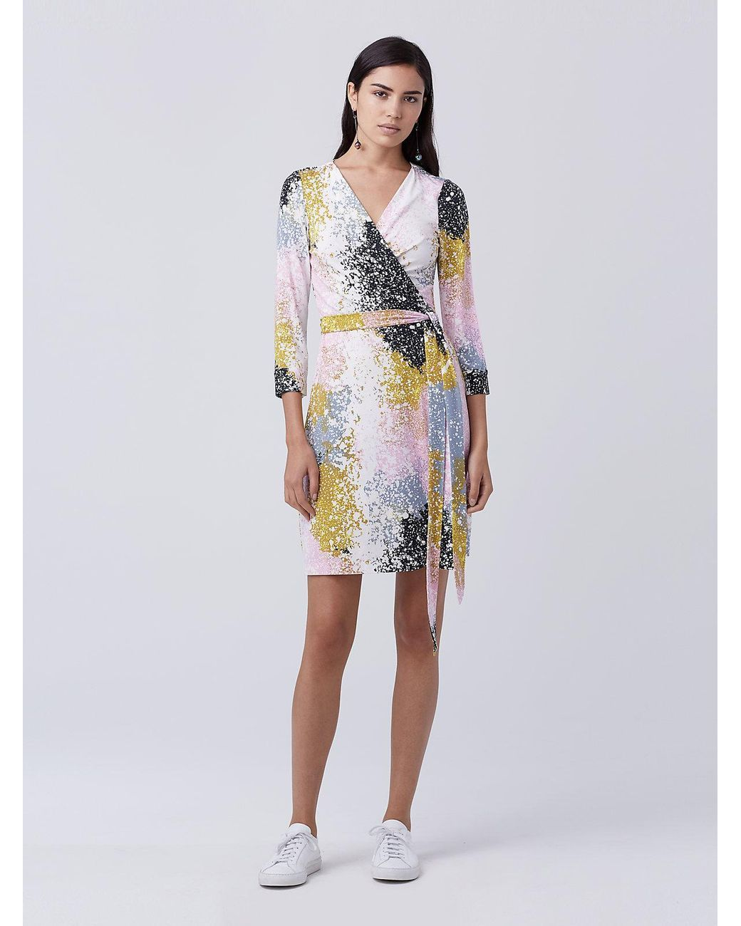 f350506c0808 Women s New Julian Two Mini Wrap Dress