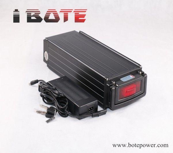 Rear Rack Battery For Electric Bike 48v 20ah E Bike Battery 48