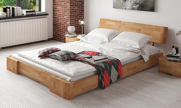 Futonbett BIT Holz massiv loz0001 Betten