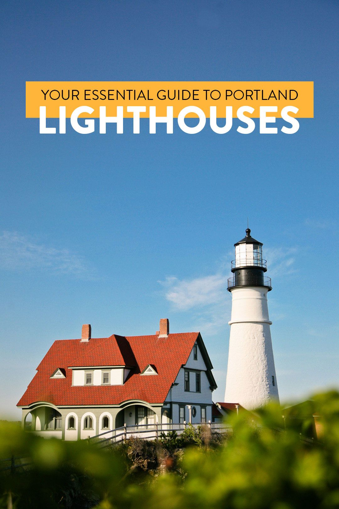 5 Beautiful Lighthouses in Portland ME You Need To See