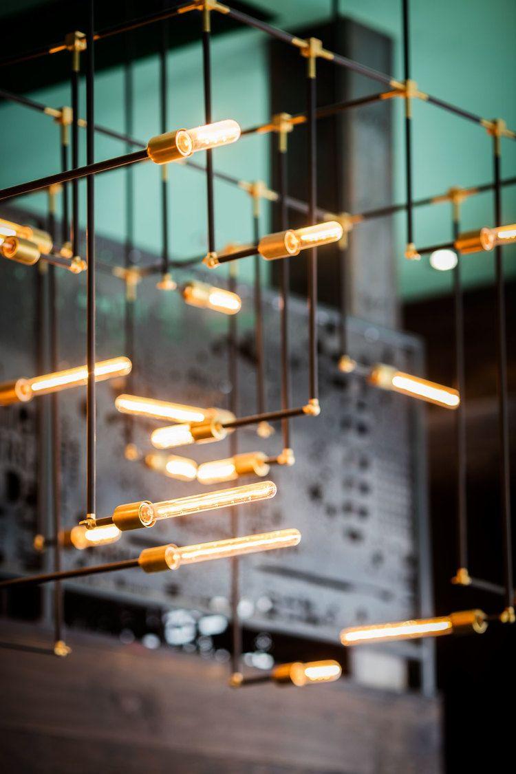 Commerce Restaurant, Montréal - Lamp by Lambert & Fils [collection Beaubien Collection]