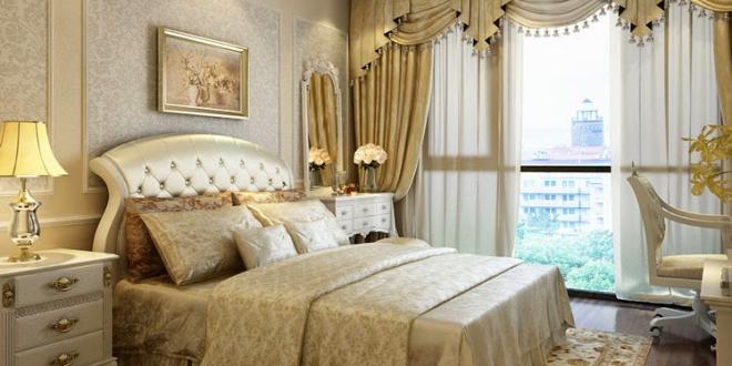 Thiết kế nội thất chung cư cổ điển Kangnam