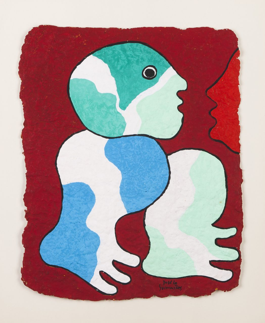 VERITAS | Art Auctioneers | Portugal : Leilão 42 - José de Guimarães - Sem título