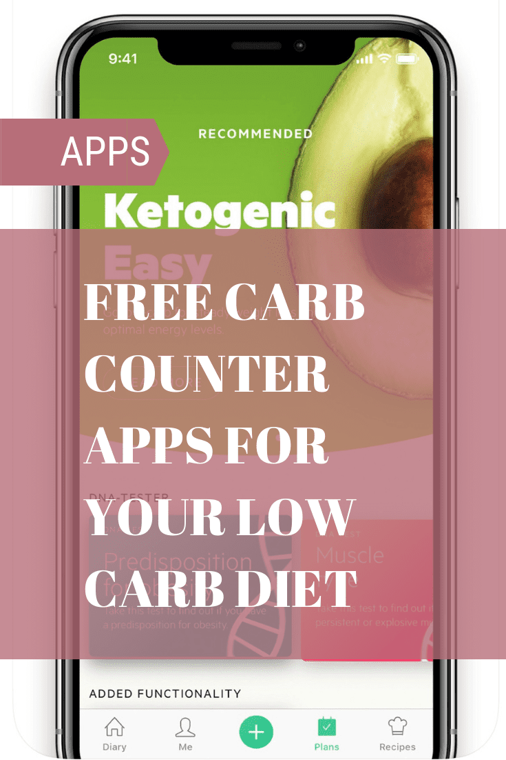 Free Carb Counter Apps For Your Low Carb Diet Carb Counter Counter App No Carb Diets