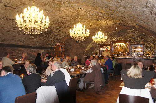 English Cochem Mosel Historischer Ratskeller Restaurant
