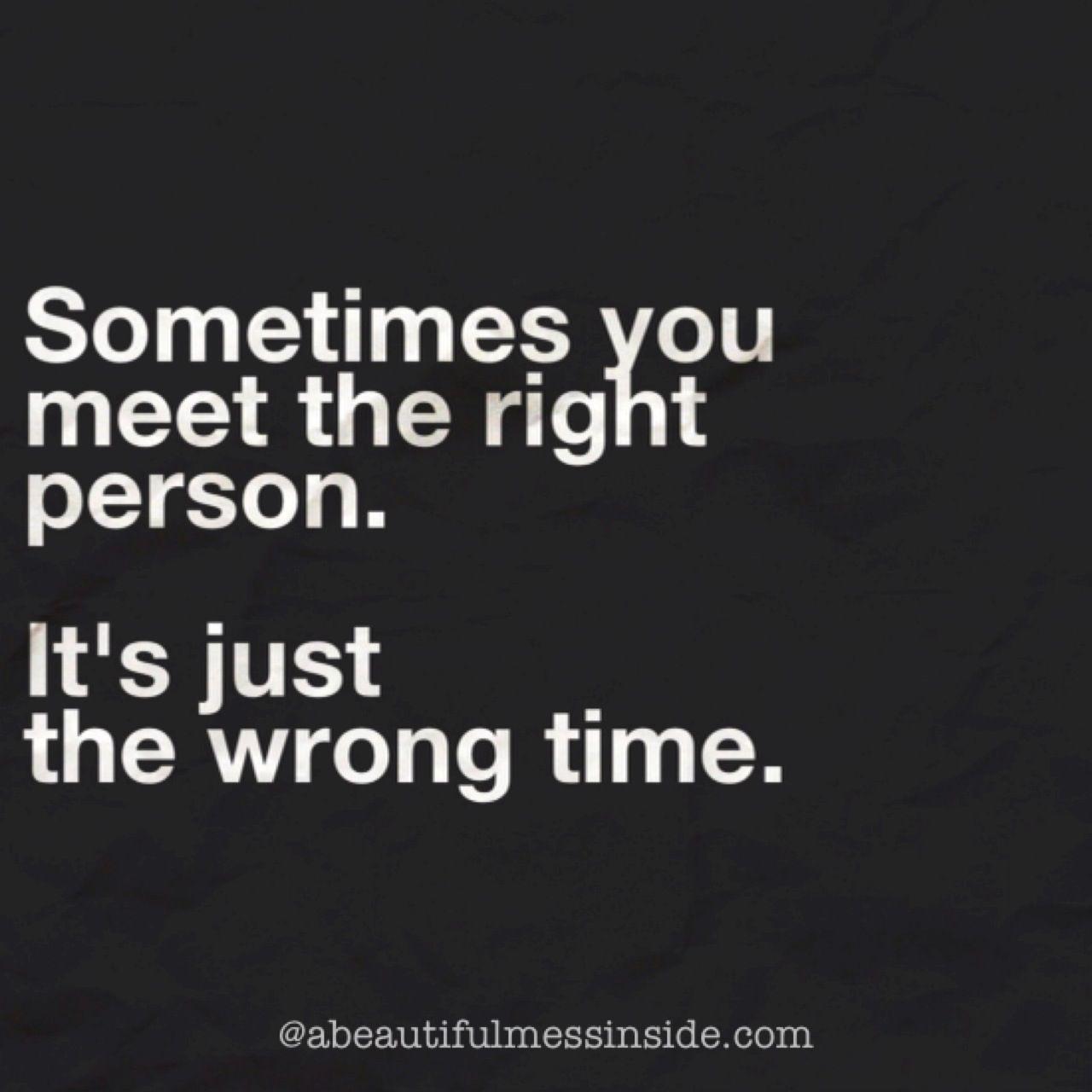 Parfois tu rencontres des personnes